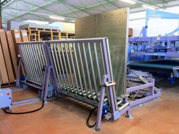 Macchina per trasporto Z 200 S / Z 200 A / Z 200 C / Z 200 R / Z 200 O / Z 200 OS / Z 200 N / Z 400 E Gruppo Grassi
